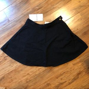 ⚡️NWT AMERICAN APPAREL ICONIC DEMIN FLARE SKIRT ⚡️